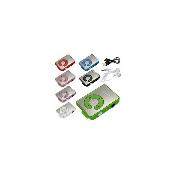Mini MP3 Player With Earphones
