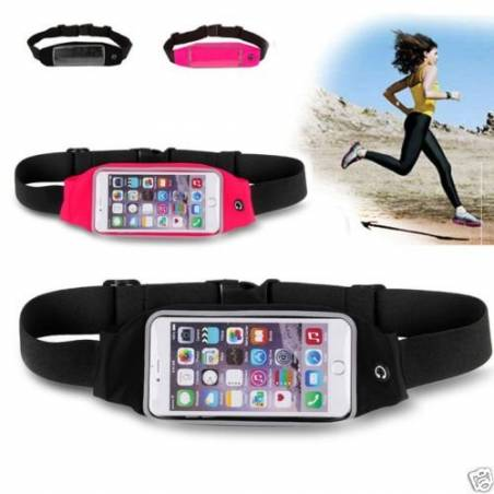 Sport Running & Travel Unisex Waist Belt For All Smart Phones & iPhones