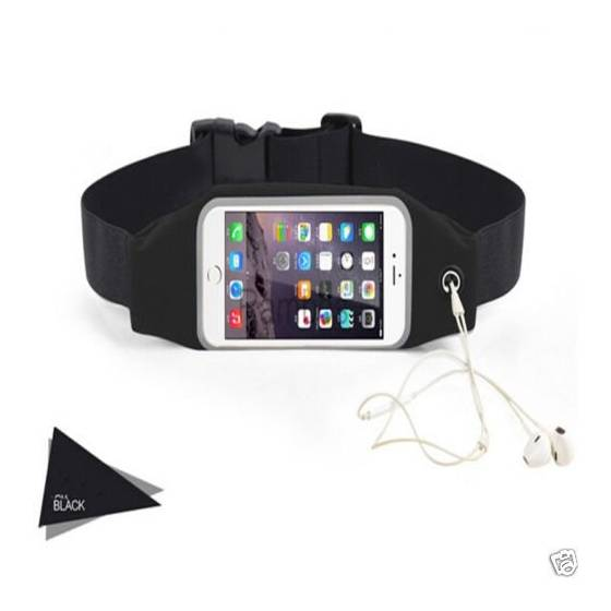 Sport Running & Travel Unisex Waist Belt For All Smart Phones & iPhones