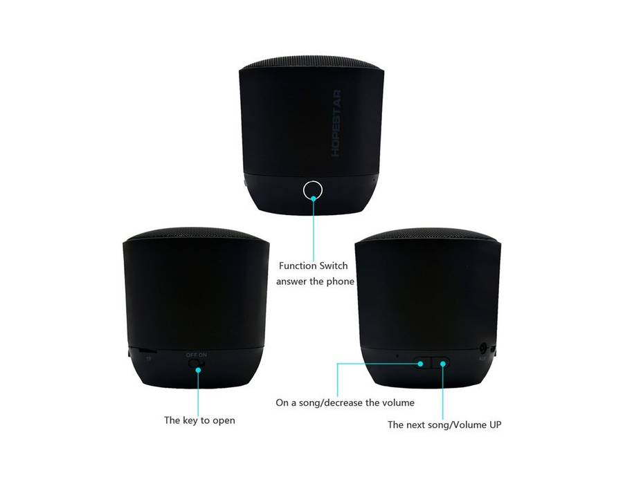 HOPESTAR H9  Bluetooth Speaker