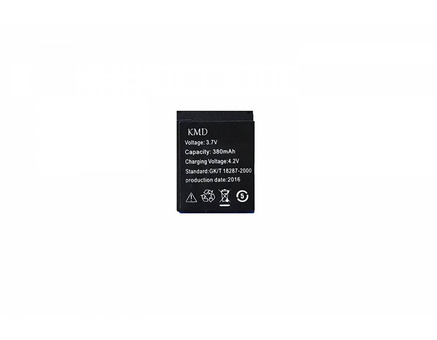 380mAh LQ-S1 Replacement Battery for DZ09 Smartwatch Smart Watch