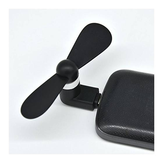 Micro USB Fan With Two Wings