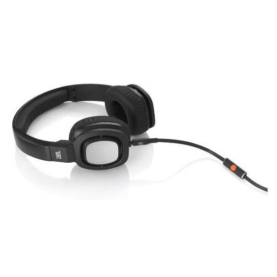 Jbl On-ear Headphones With Rotatable Ear-cups & Mic OEM