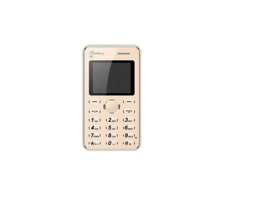GreenBerry M1 1.77 inch  Mini Mobile Phone