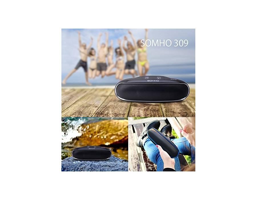 SOMHO S309  Wireless Mini Bluetooth Speaker