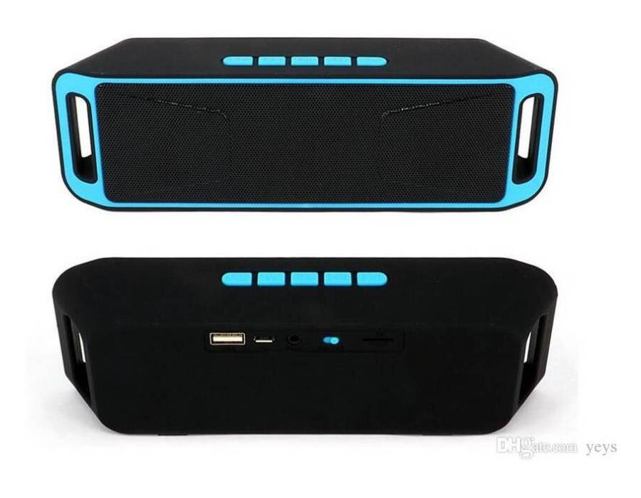 Megabass A2DP Stereo Portable Bluetooth Mobile/Tablet Speaker