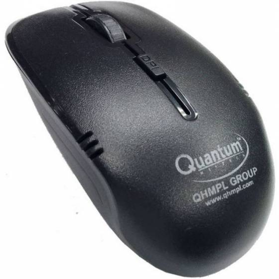 Quantum Wireless Mouse QHM262W Optical Mouse High Quality Premium High Sensor