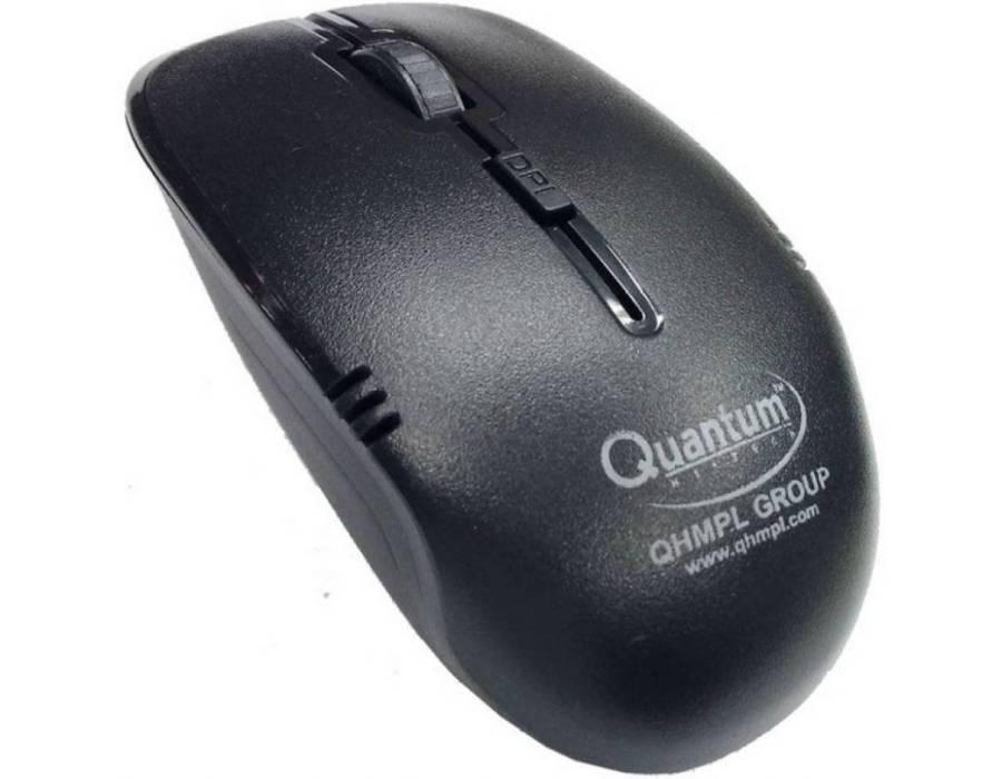 Quantum Wireless Mouse QHM262W Optical Mouse High Quality Premium High Sensor
