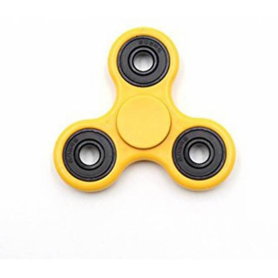 Awstro Blazon Turboroocer Fidget Spinner with Hybrid Ceramic Bearing - (yellow)