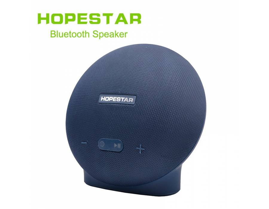 Hopestar H21 Bluetooth Speaker Waterproof Portable Wireless Outdoor Highly  Bass Effects Ultra Clear and Loud Sound