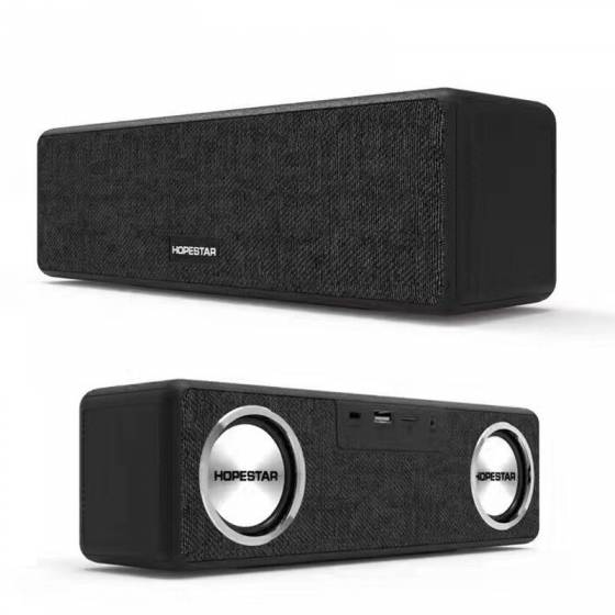 Hopestar A5 Bluetooth Speaker Portable With High Bass Effects