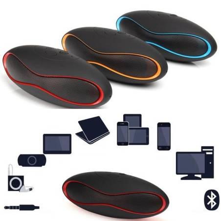 Rugby style wireless Bluetooth Speaker
