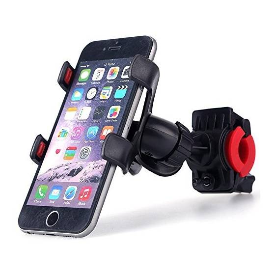 Bike Bicycle Handle Mount Cradle Mobile Phone Support Case Bike Bicycle Handlebar Mobile Holder & Stand