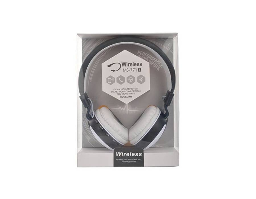 e77bc428561 Full Dolby sound * High performance Wireless Headphones * Dynamic Bass  technology ...