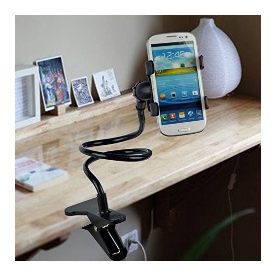 Universal Flexible Mobile Holder Lazy Stand For All Mobiles/iPhone