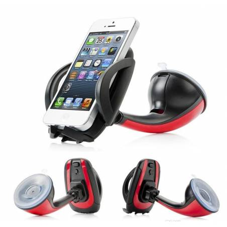 Car Mobile Phone Holder & Stand - Super Flexible & Durable