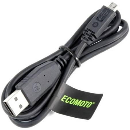 Motorola SKN6430A ECOMOTO Micro USB Charging Data Cable