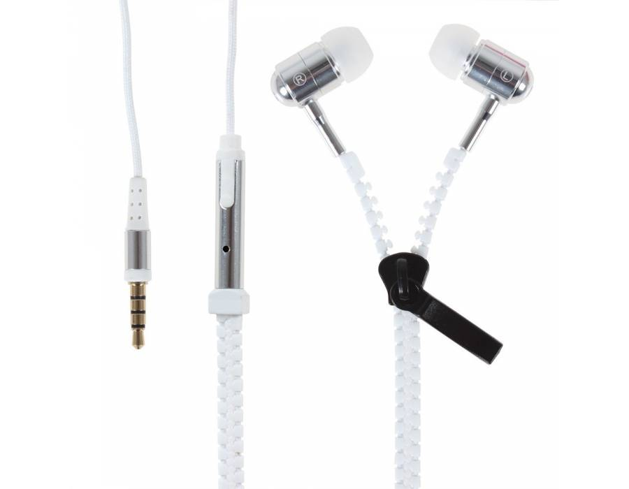 Zipper Ultra Dynamic Sound Matelic Earphones