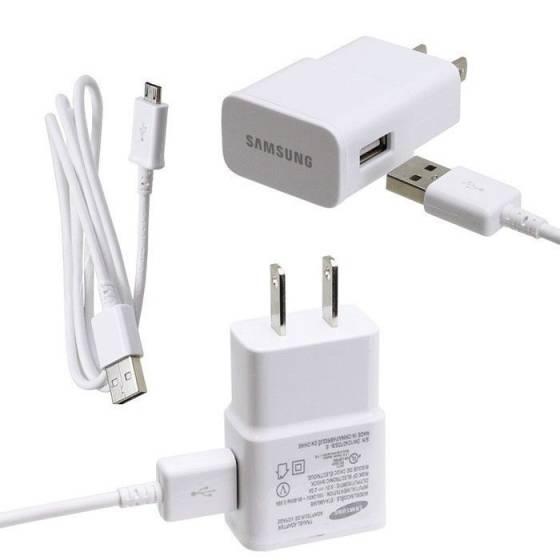Samsung ETA-U90IWEGINU 2.0 Amp Charger Adapter With Data Cabel