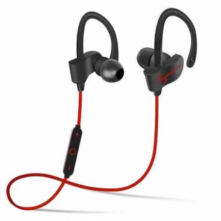 Opoolo QC10 Bluetooth Earphones with Mic Sweatproof Earbuds & Noise Cancellation