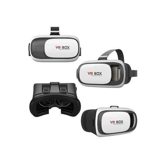 VR BOX 2.0 Virtual Reality Glasses Inspired By Google Card Board  (Limited Edition 2017)