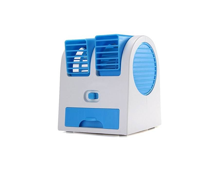 Mini Air Cooler Rechargeable Cooler Amp Portable Dual