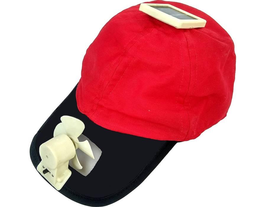 04519343967 Data sheet. Item model number  Solar Powered Fan Cap Keeps You Cool