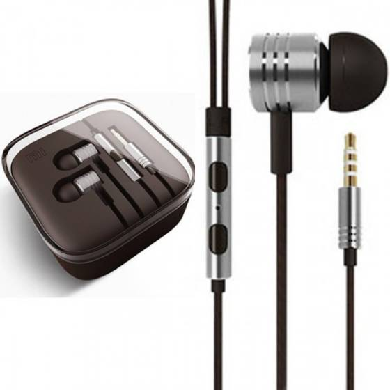 Mi Piston Ultra Dynamic Bass Crystal Headphones