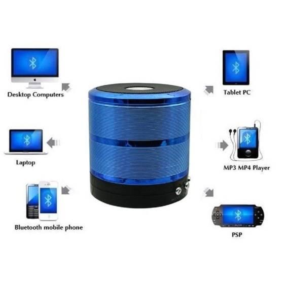 WS887 Bluetooth Speaker