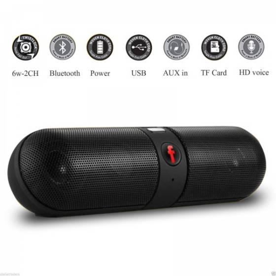 Awstro F - Pill Wireless Bluetooth Speaker