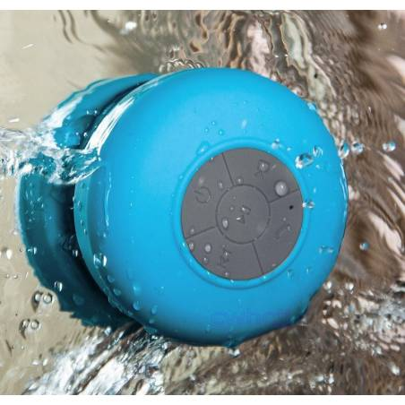 Shower Wireless Portable Bluetooth Speaker Certified Waterproof Compatible with All Smart Phones & iPhones