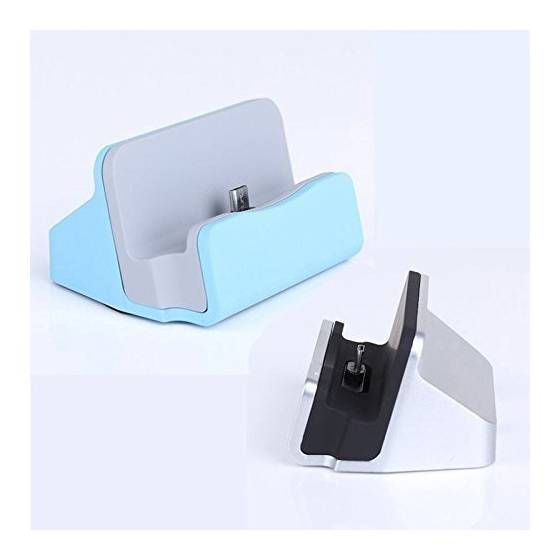 Micro USB Dock Charger Cradle Docking Station For All SmartPhones