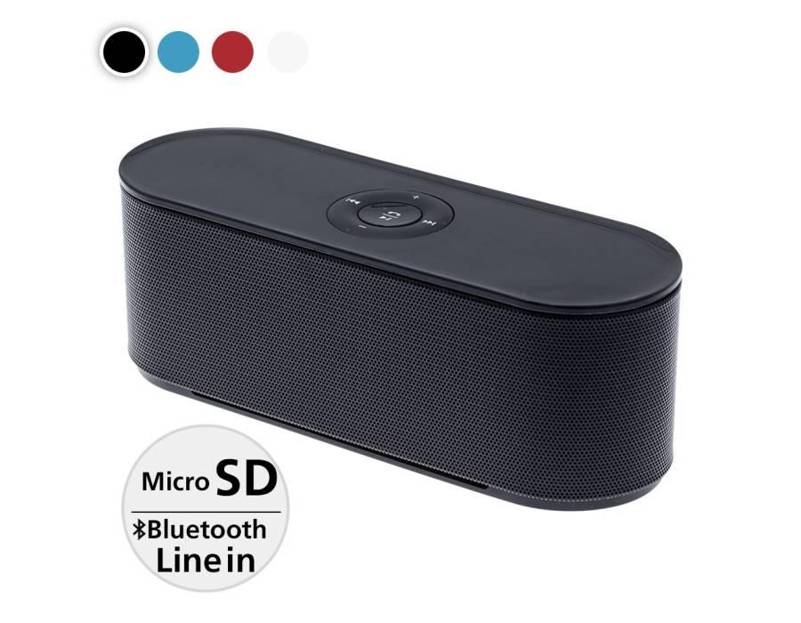S207 Ultra Dynamic Bass Sound Wireless Bluetooth Speaker
