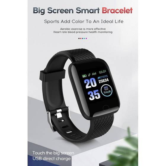 Ultra Smart S1 Fitness Band...