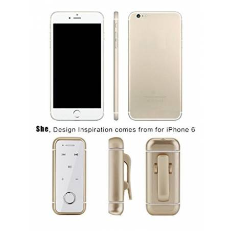 iPhone i6S Wireless Headset With Vibration & Call Function & Dolby Sound