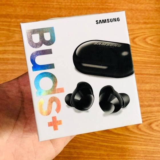 Galaxy buds + Bluetooth...