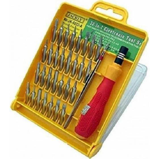 Screw driver set of 32 in...