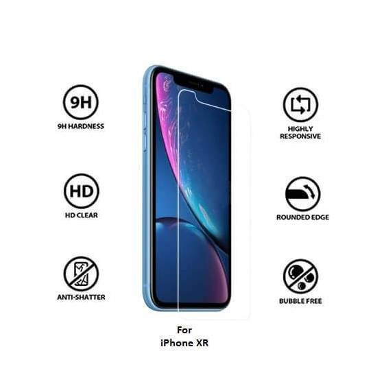 Apple Iphone XR Tempered...