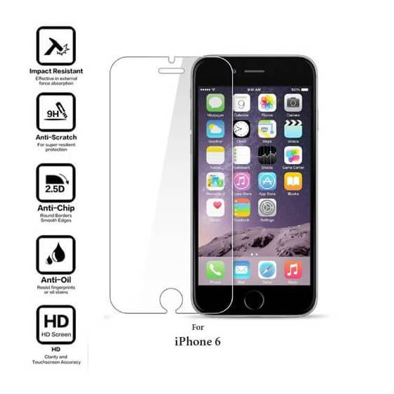 Apple iPhone 6 Tempered...