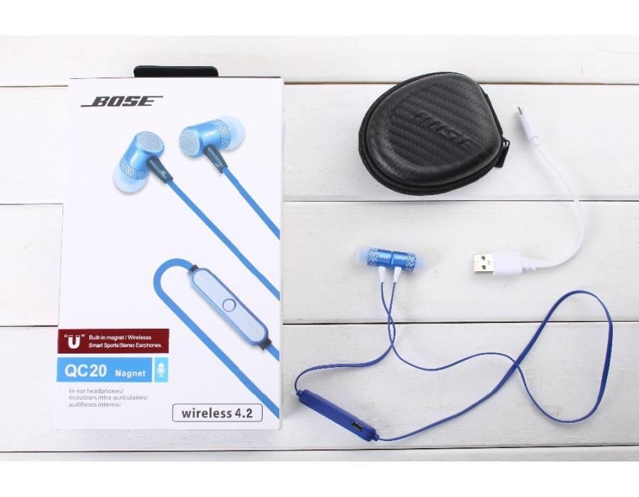 BOSE QC 20 Wireless Bluetooth Sports stereo Earphones oem