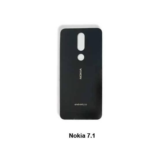 Nokia 8.1 Back Glass Body...