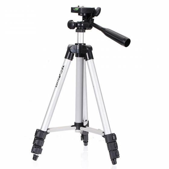Tripod Weifeng For Digital SLR And Vedio Cameras -WT-330A  (Load Capacity 3000 grams)