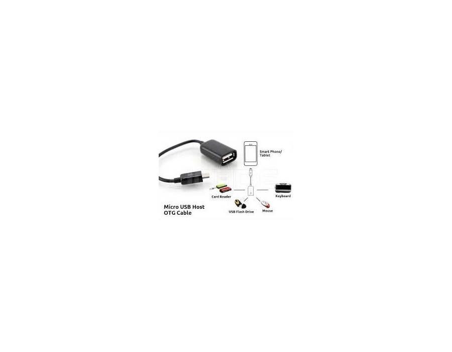 Micro USB OTG Cable