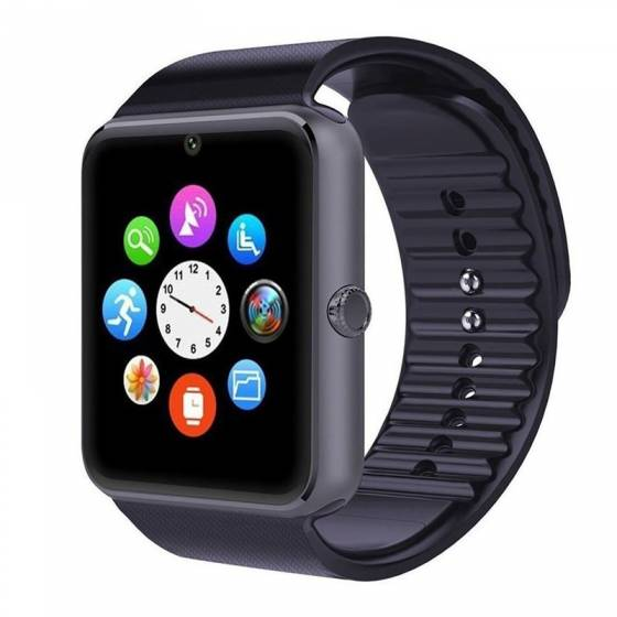 Awstro GT08 Smartwatch with Sim Card Slot and Camera Unisex Watch