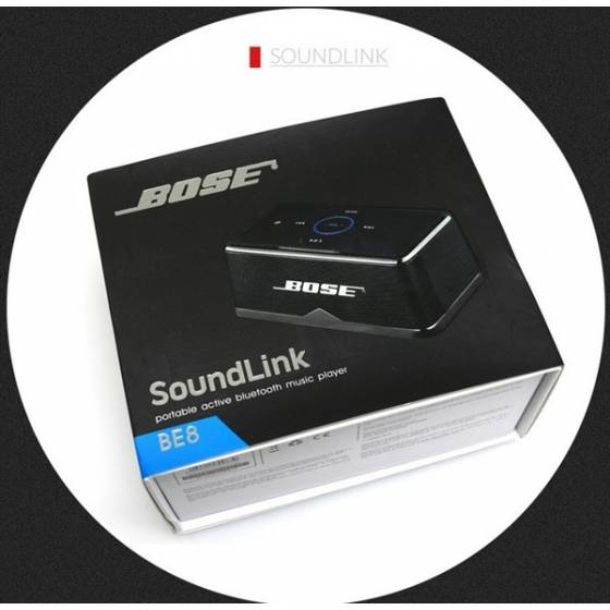 Bose Soundlink Be8 Wireless Speaker ( Incredible Sound )