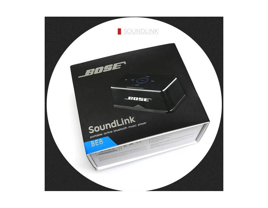 Bose Soundlink Be8 Wireless Speaker ( Incredible Sound )