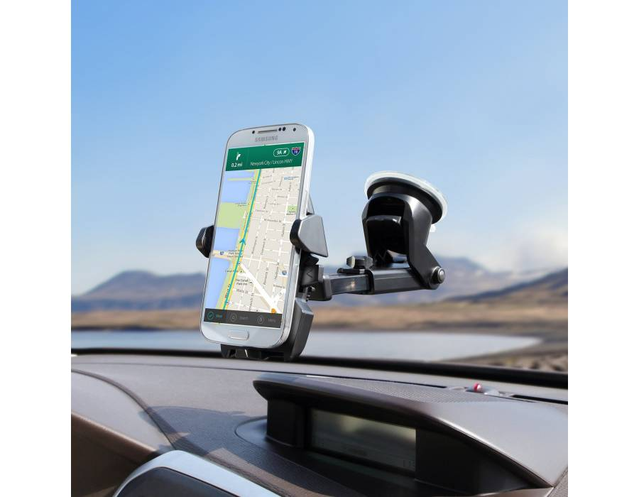 iOttie Easy One Touch 2 Car Mount Mobile Holder - Black
