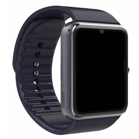 GT 08 Unisex Smart Watch with Sim Card Slot and Camera