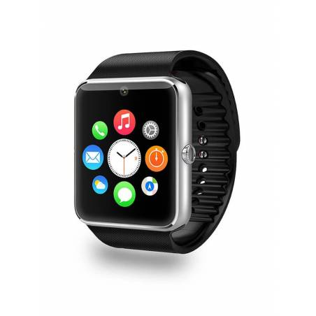 Awstro GT-08 Unisex Smart Watch with Sim Card Slot and Camera