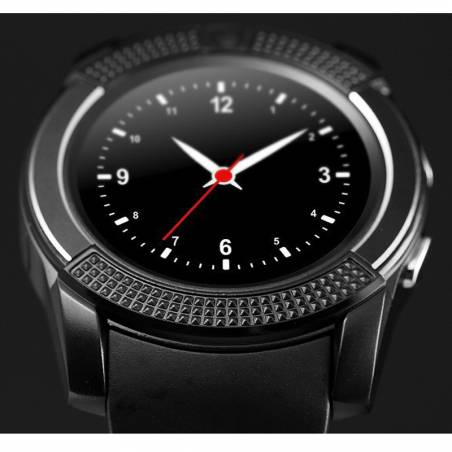 Awstro Zx-V8 Smart Watch - Sim Card / Micro Sd Card Supported